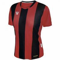 Футболка футбольная Swift PESCADO CoolTech (красно/черная) р.M