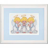 Dimensions Набор для вышивки Little Angels Маленькие ангелы
