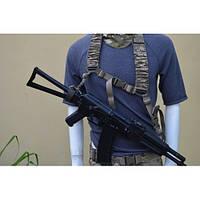 Ремень трехточечный оружейный Melgo