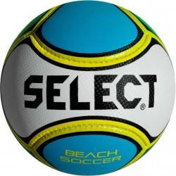 Мяч футбольный SELECT Beach Soccer  cиний (уценка)