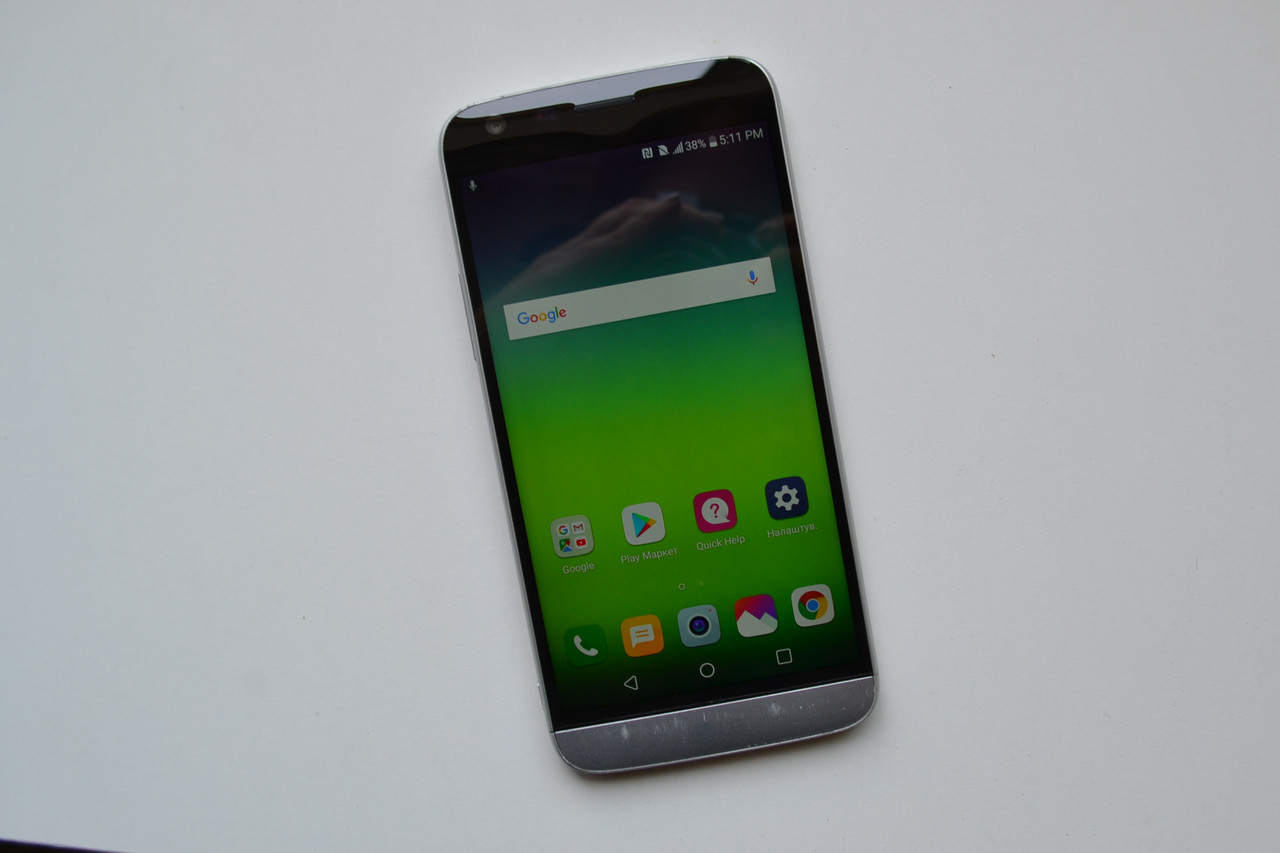 Смартфон LG G5 H830 Silver - 4Gb RAM, 32Gb Оригинал!