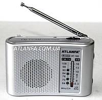 Портативный радиоприемник ATLANFA AT-102