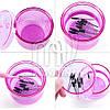 Стерилизатор-контейнер для замачивания и дезинфекции фрезерных насадок, MIX цветов, фото 2