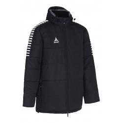 Куртка зимняя SELECT ARGENTINA COACH JACKET,(010) черный p.XL