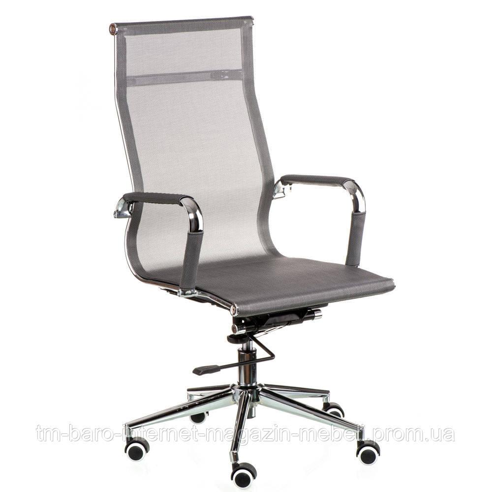Кресло Solano mesh grey (E6033), Special4You (Бесплатная доставка)