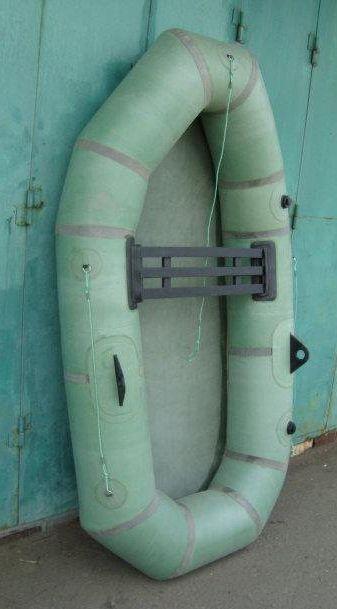 Лодка резиновая надувная полуторка Язь