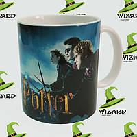 Чашка с принтом Гарри Поттер Битва за Хогвартс, фото 1