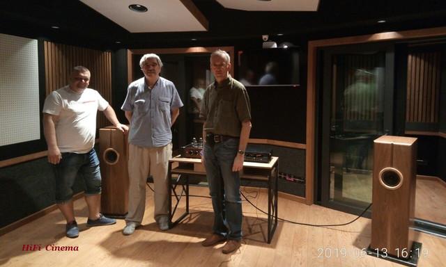 Holywood UA Recording Space & Trident Sound 13.06.2019