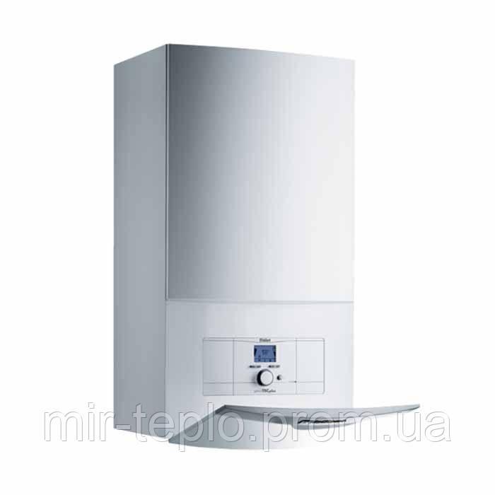Газовый котел Vaillant TURBOTEC PLUS VUW 282/5-5 H ( Описание Vaillant turboTEC plus VU:  Газовый настенный от