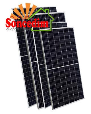 20,5 кВт сонячних батарей Risen RSM120-6-320M ( 64шт )