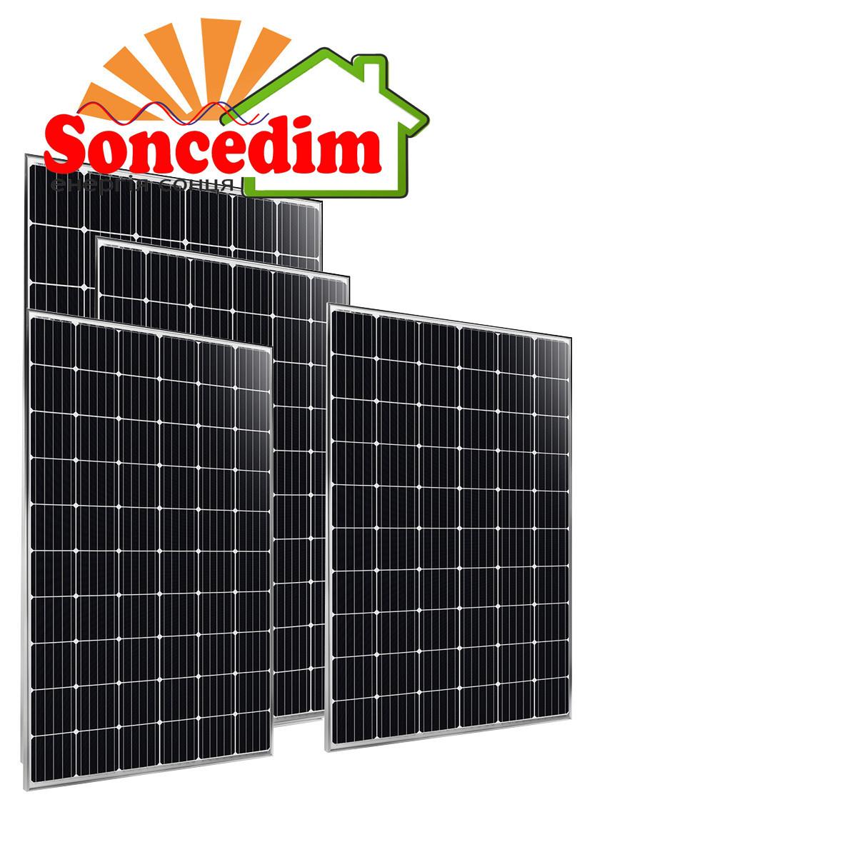 30,6 кВт сонячних батарей LONGi Solar LR6-72PE 365M ( 84шт )