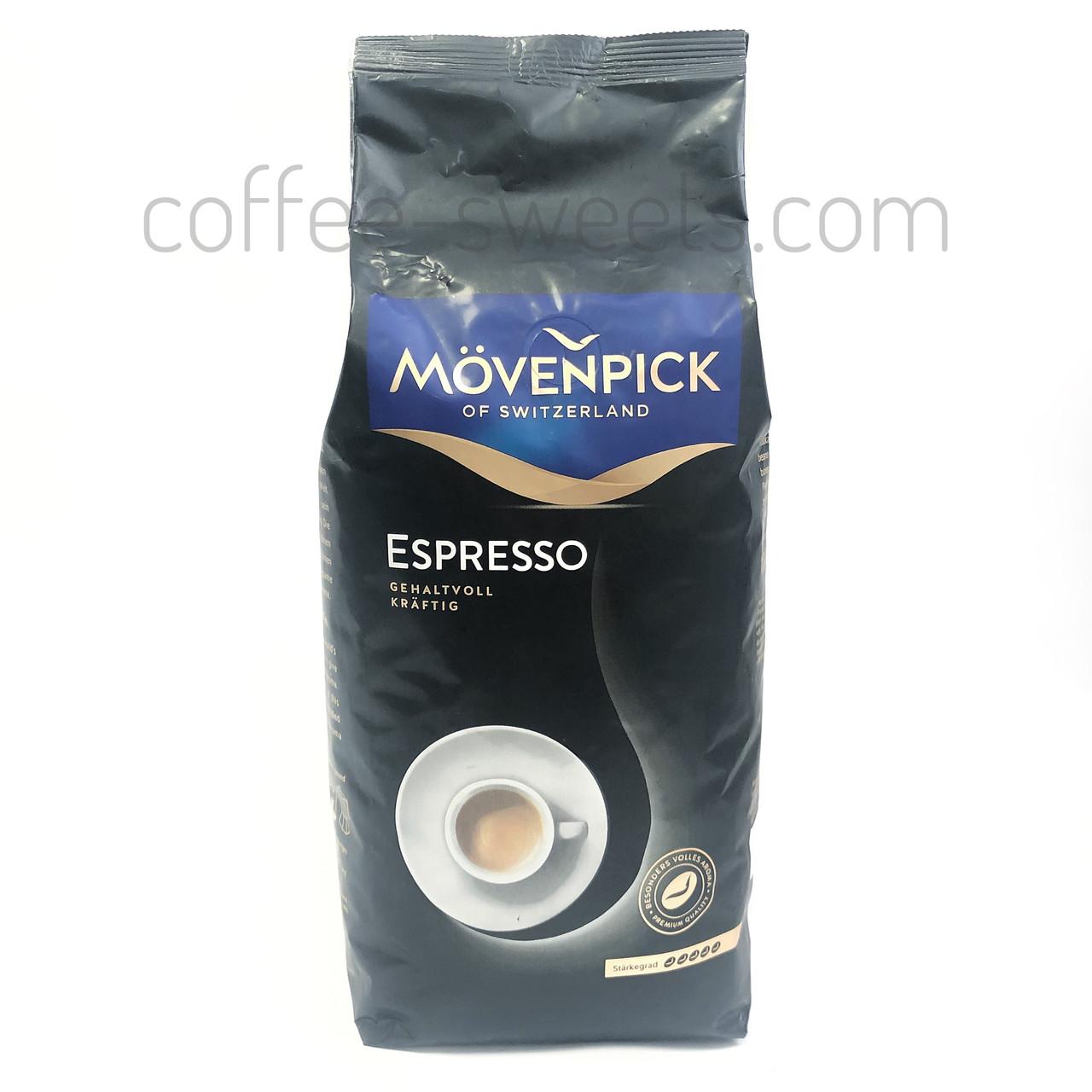 Кофе зерновой J.J. Darboven Movenpick Espresso 1kg
