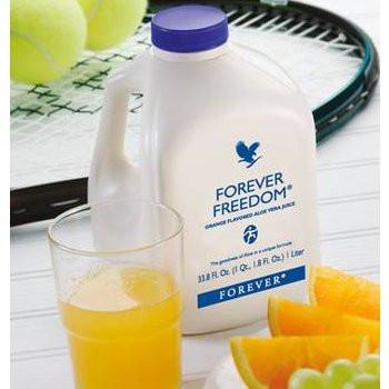 Сок Алоэ Вера - Форевер Свобода с глюкозамином и хондроитином.Защита от старения суставов!