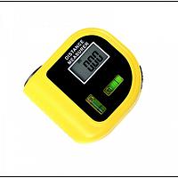 Рулетка лазерная CP-3010  с уровнем, дальномер электронный, лазерная линейка