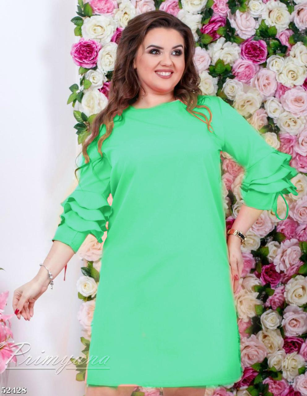 Великолепное женское платье ткань *Костюмная* 48 размер батал