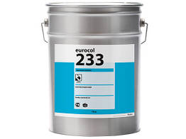 Контактний клей 233/5,5 кг Forbo для укладання покриттів з ПВХ і гуми в рулонах і плитках