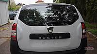 Б/у Карта кришки багажника Dacia Duster DV369 2007-2015р