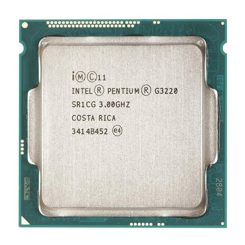 "Процессор Intel Pentium G3220 CM8064601482519 3.0GHz Socket 1150 Tray  ""Over-Stock"" Б/У"