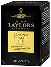Чай Taylors of Harrogate Lemon & Orange 20 Pack