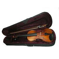 Omebo  AВ 3/4 Скрипка матовая в наборе