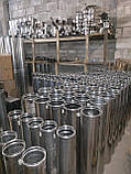 Труба нержавеющая сталь  D110/0,8 мм, фото 9