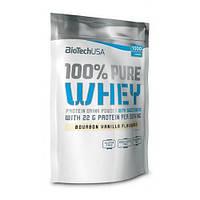 Протеин сывороточный Pure Whey (1 kg) 100% BioTech