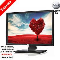 """Монитор 19"""" Dell 1909Wf\16:10\1440 x 900 \ (к.3778)"""