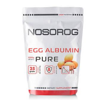 Протеин яичный Носорог / Nosorog Nutrition EGG Albumin 700 г 1 кг без вкуса