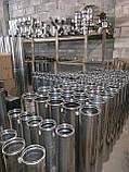 Труба нержавеющая сталь  D200/0,8 мм, фото 9