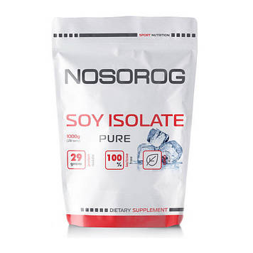 Soy Isolate (1 kg, pure) NOSOROG