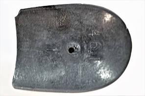 Каблук женский пластиковый 461 р.1-3  h-8.3-9.0 см., фото 2
