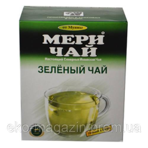 """Чай """"МериЧай"""" зеленый 100гр"""