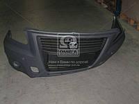 Бампер передний на ГАЗЕЛЬ-БИЗНЕС 3302 (Технопласт)