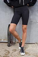 Велосипедки женские черные модные летние