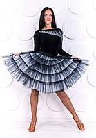 Блуза для танцев 375 р. 32 - р. 48, фото 1