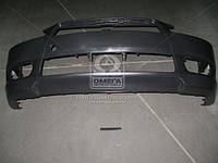 Бампер передний на Mitsubishi Lancer X (TEMPEST)