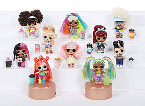 Кукла ЛОЛ с волосами 2 волна Оригинал L.O.L. Surprise! Hairgoals Makeover Series 2, фото 2