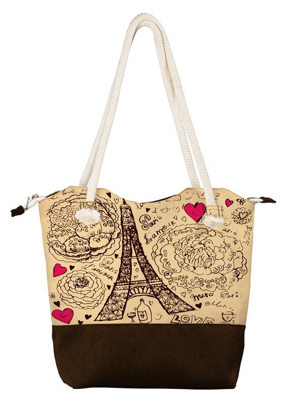 Женская сумка Привет из Франции