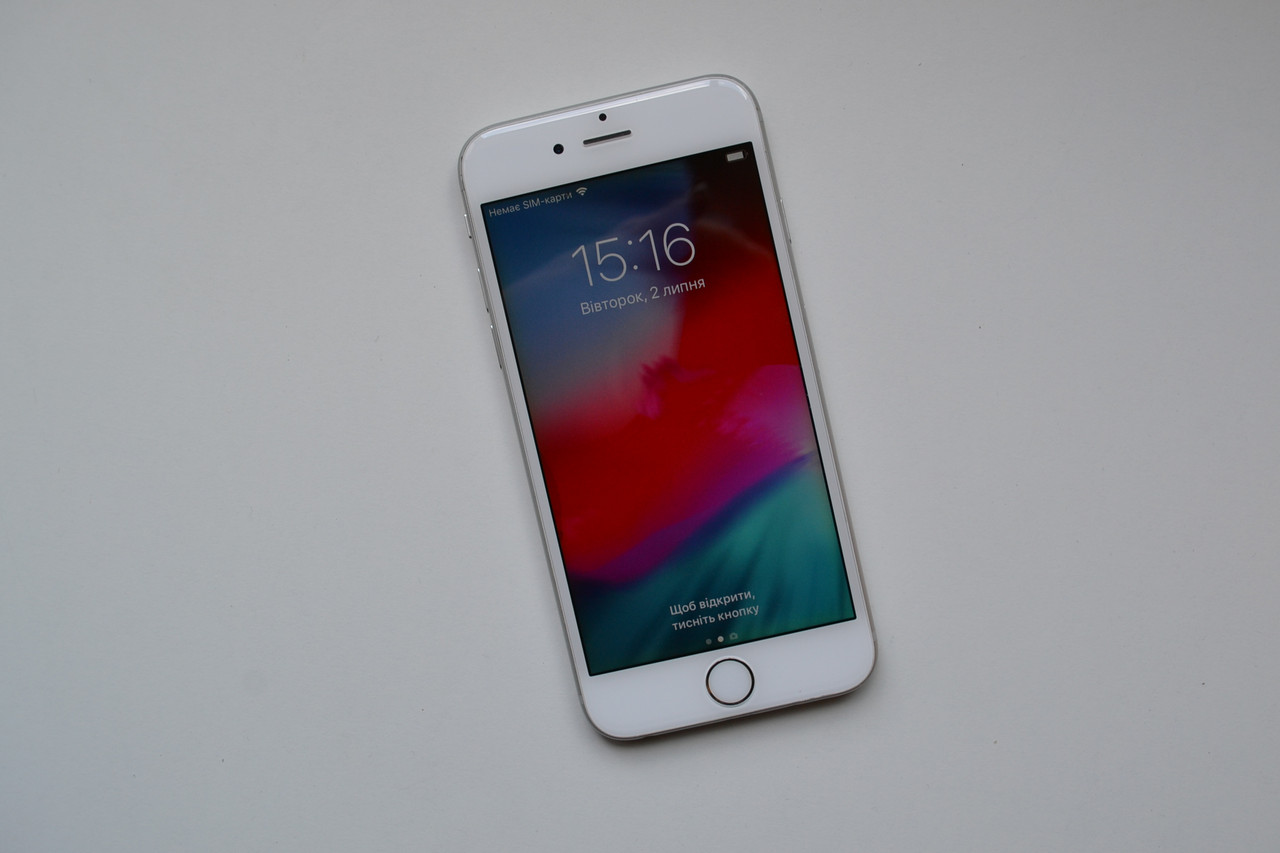 Apple iPhone 6 64Gb Silver Оригинал!
