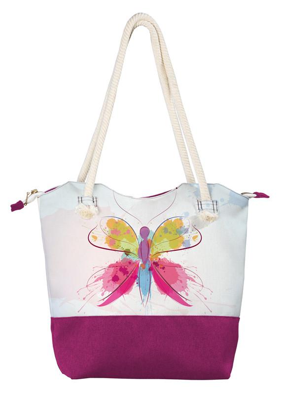 Дамская сумка Бабочка - мотылек