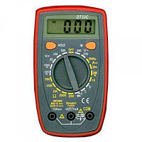 Цифровой мультиметр (Тестер) DT-33C