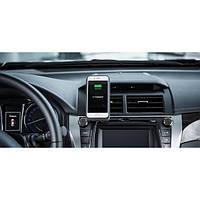 Держатель и док-станция HeyFaraday Car Holder Magnetic Air Vent Wireless Chaging Black