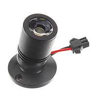 Точечный светодиодный светильник LED 1w DL-C106, фото 1