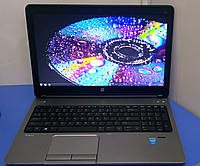 "Ноутбук HP ProBook 650 G1 15.6"" Intel Core i7 2.2-3.2 GHz 8 GB RAM 256 GB SDD Silver Б/У"