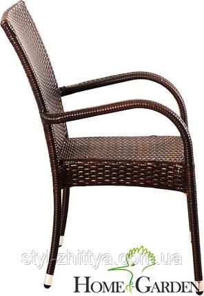 Столик 80см + 2 крісла, фото 2