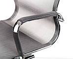 Кресло Solano office mesh grey (E6040), Special4You, фото 8