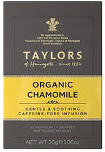 Чай Taylors of Harrogate Organic Chamomile 20 Pack