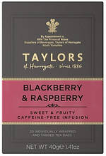 Чай Taylors of Harrogate Blackberry & Raspberry 20 Pack