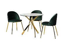 Обеденный стол T-317 прозрачный Ветро