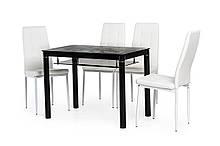Обеденный стол Т-300-2 черный Ветро